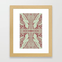 Loco Motive Framed Art Print