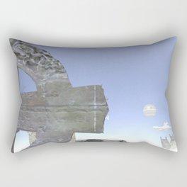 War Stars: Cross Across the Cross Rectangular Pillow