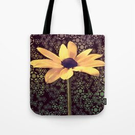 Rudbeckia Bubbles Tote Bag