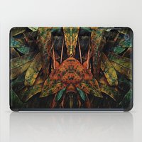 moth iPad Cases featuring moth by AmeliaPeelArt