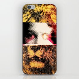 Lady Lion iPhone Skin