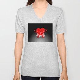Super Hearty Unisex V-Neck