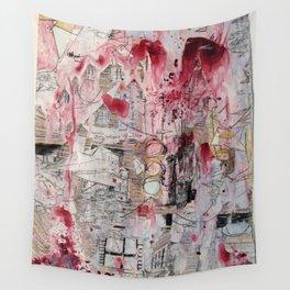 Dream (on Flight) Wall Tapestry