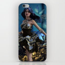 In love with a Fairytale iPhone Skin