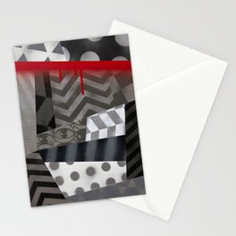Pattern Bonanza 5 Stationery Cards