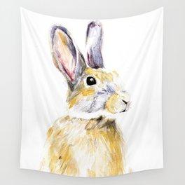 Hare Bunny Wall Tapestry