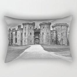 A Symbol of Power Rectangular Pillow