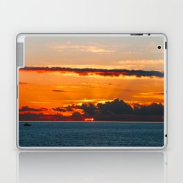 Glaring light Laptop & iPad Skin