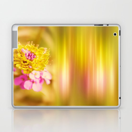 The Sound of Light and Color Laptop & iPad Skin