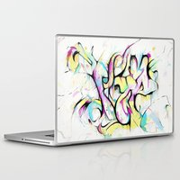 trip Laptop & iPad Skins featuring Trip by Parker Gibson