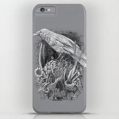 White Raven iPhone 6 Plus Slim Case