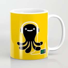 Octobass Coffee Mug