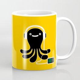 Octobass Coffee Mug