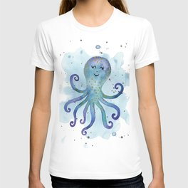 Nursery Octopus T-shirt