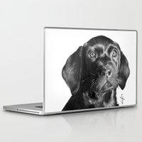 moss Laptop & iPad Skins featuring Moss by Jan Szymczuk