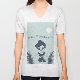 OF MONTREAL: NOCTURNAL MUSE Unisex V-Neck