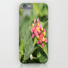 tiny flowers iPhone 6s Slim Case