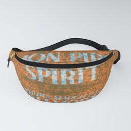 lemon pipers moby grape spirit vintage Poster Fanny Pack