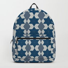 Diamonds and Stars Backpack