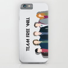 The new Team Free Will Slim Case iPhone 6s