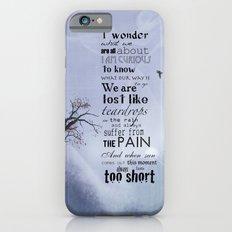 Wonder iPhone 6s Slim Case