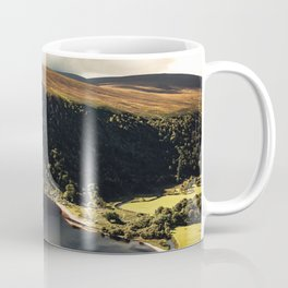 Irish Black Water - Lough Tay Coffee Mug