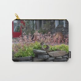 Waiting Room in Bloom. Carry-All Pouch