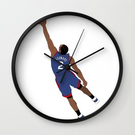 The Claw Wall Clock