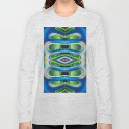 Abstract graffiti  5 Long Sleeve T-shirt