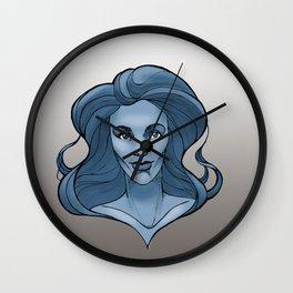Rostro de vos Wall Clock