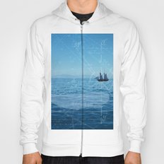 Old Man and the Sea Hoody
