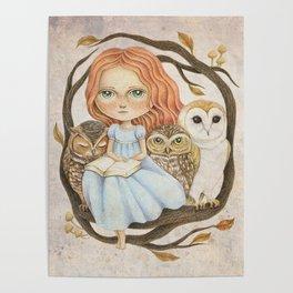 Autumn Tales Poster