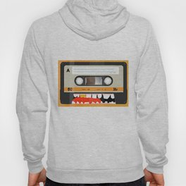 The cassette tape golden tooth Hoody