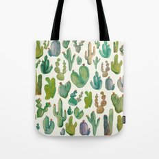 cactus collab Tote Bag