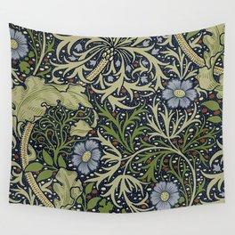 William Morris Seaweed Pattern Wall Tapestry
