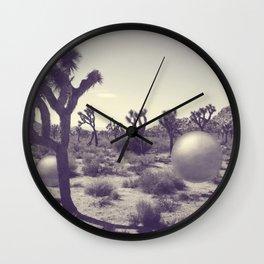 Hide and Seek Wall Clock