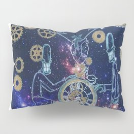 Time Keepers Pillow Sham