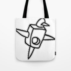 Patternmaker Bird Tote Bag
