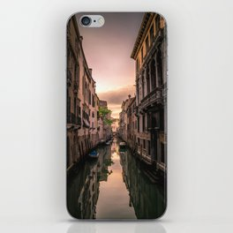 Canal of Venice iPhone Skin