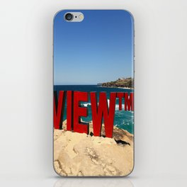 View Trademark iPhone Skin