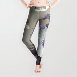 The perfect flowers for me 11 Leggings
