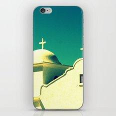 Dos Cruzas fine art photography iPhone & iPod Skin