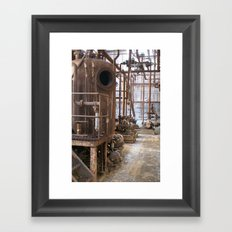 factory1 Framed Art Print