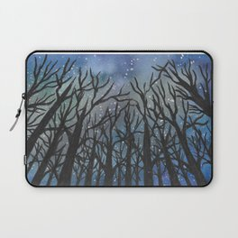 Galaxy Forest #1 Laptop Sleeve