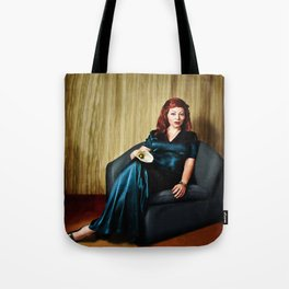 In the Style of... Diego Rivera, 2010 Tote Bag