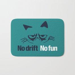 No drift No fun v2 HQvector Bath Mat