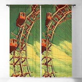Pripyat Ferris Blackout Curtain