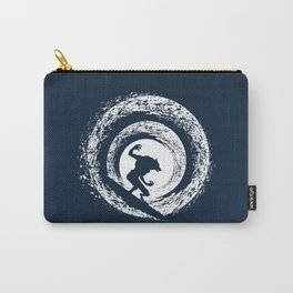Moon Surfing Carry-All Pouch