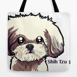 Alice (Shih Tzu) Tote Bag