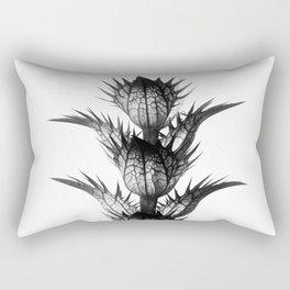 Karl Blossfeldt Botanical Print I Rectangular Pillow